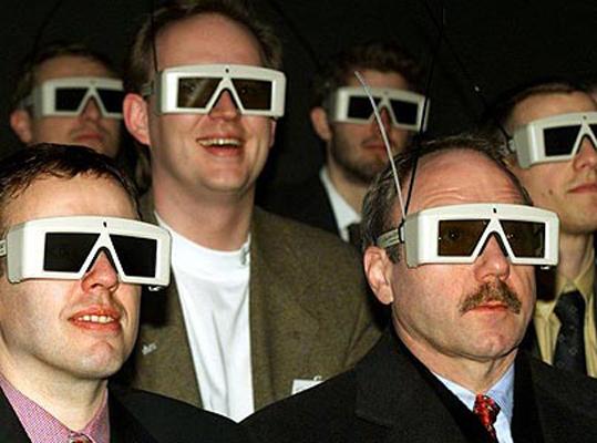 3-д очки