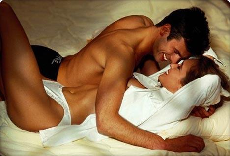 Регулярный секс – залог здорового мужского сердца