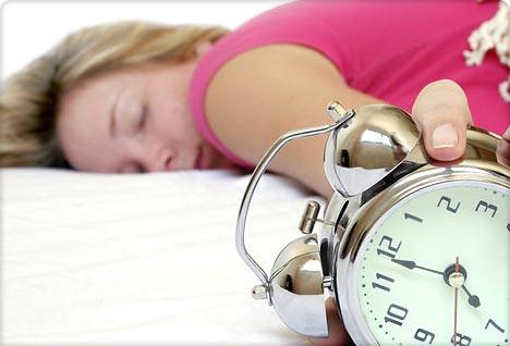 Недостаток сна вызывает гипертонию
