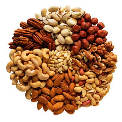 Орехи помогают снизить давление и уровень холестерина