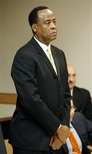 На 28 марта назначен суд над кардиологом, обвиняемым в непредумышленном убийстве Майкла Джексона