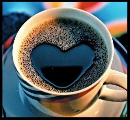 Укрепить сердце поможет кофе