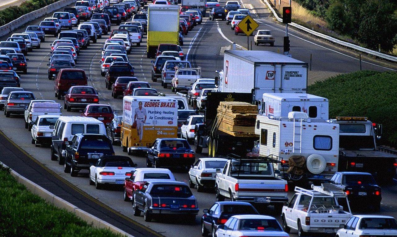 Дорожный шум может привести к инсульту