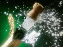 Шампанское благотворно влияет на сердце и сосуды