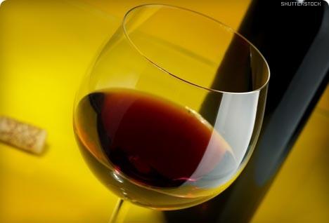 Красное вино лечит инсульт