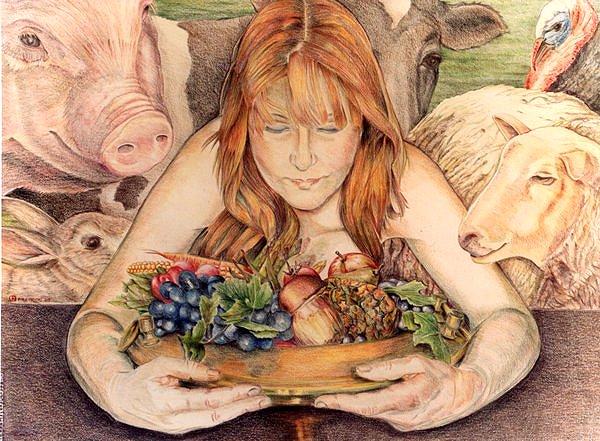 Строгие вегетарианцы находятся в группе риска сердечных болезней