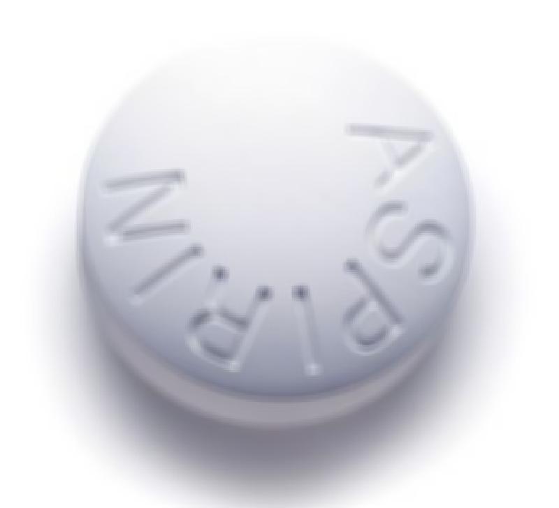 Прием аспирина должен быть осторожным