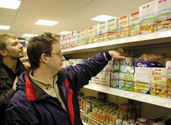 Японские продукты необходимо тщательно проверять