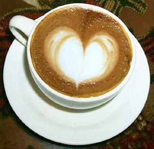 Кофе помогает сердцу