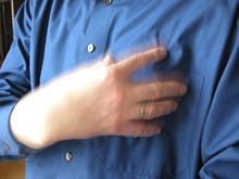 Новый тест определения риска инфаркта