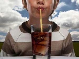 Сладкие напитки повышают давление