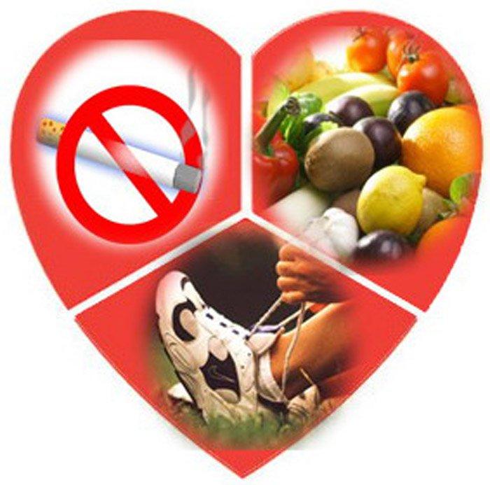 Диеты при заболеваниях сердечно-сосудистой системы