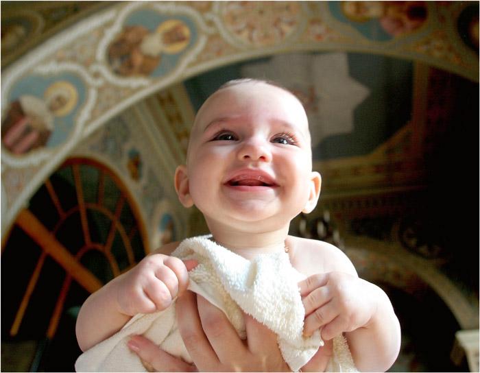 Православные обряды и здоровье малыша