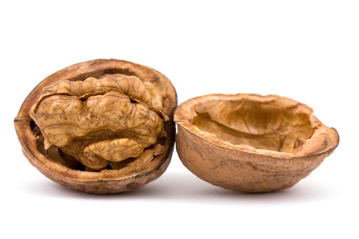Грецкие орехи – самые полезные для сердца