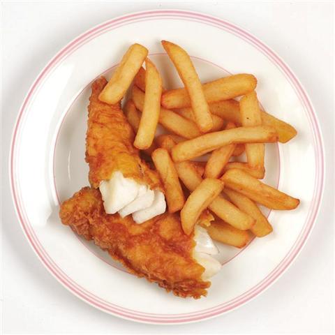 Еженедельное употребление самого распространенного блюда английской кухни на 50 проц увеличивает угрозу острой сердечной недостаточности
