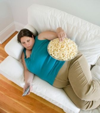 Риск инфаркта не зависит от типа ожирения