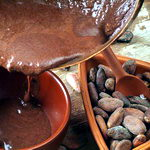 Горячий шоколад полезнее плиточного