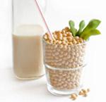 Cоя и молоко нужны для лечения гипертонии