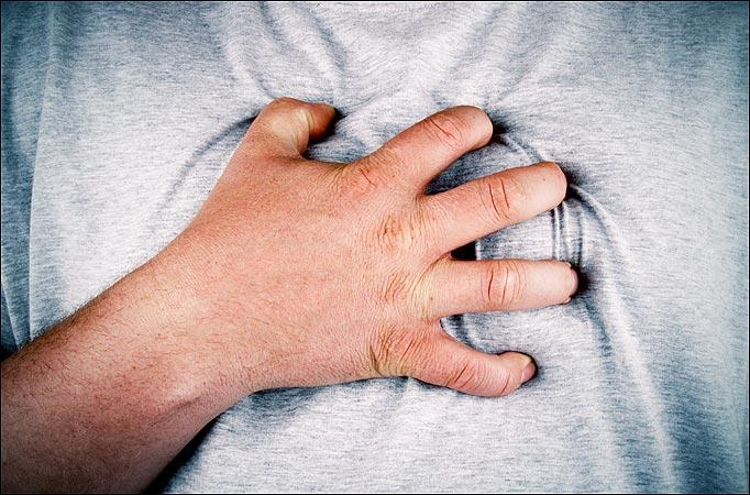 Качественная чистка воздуха может уберечь от стенокардии