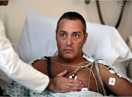 Страх смерти при инфаркте ведет к рецидиву