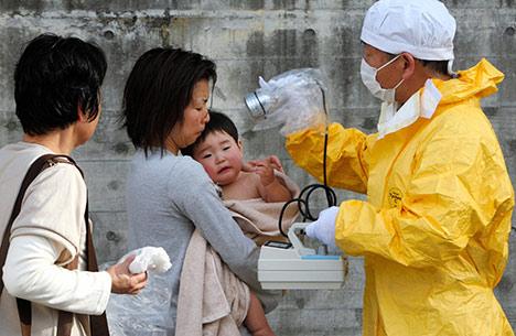 Правительство Японии решило обеспечить прохождение детьми онкологических обследований