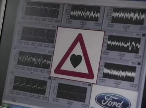 Автомобиль предупредит водителя о проблемах с сердцем