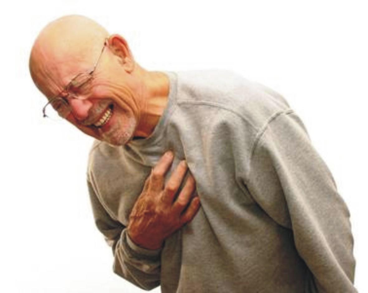 Стенокардия — опасный для жизни приступ болей в сердце