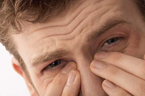 Острый и хронический фронтит: симптомы, лечение