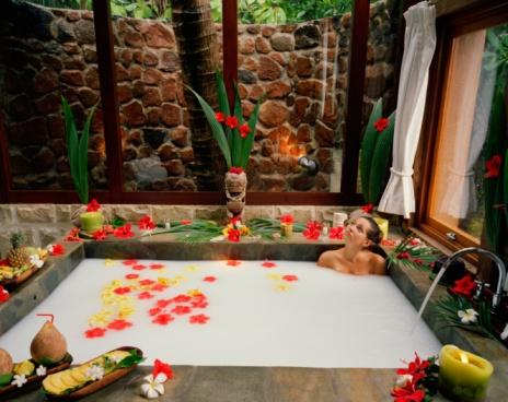 Домашняя фрутовая ванна возвратит вам красоту, здоровье и молодость