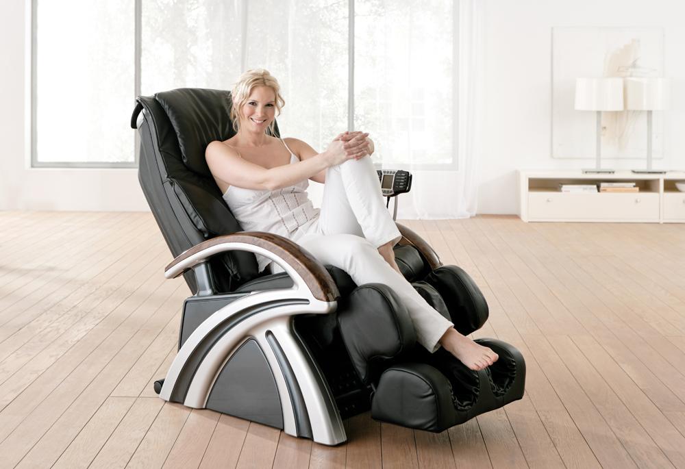 Массажные кресла — помощь при многих недугах