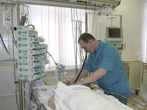 В Окружном кардиологическом диспансере, расположенном в городе Сургуте, высокотехнологичная помощь оказывается в части сердечно-сосудистой хирургии