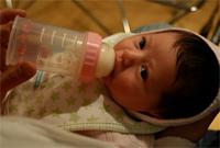 Обогащенная молочная смесь полезна для мозга и сердца ребенка