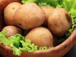 Картофельные клубни понижают давление
