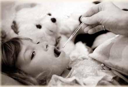 Детское здоровье. Что делать, если ребёнок заболел?