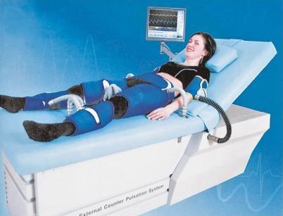 В ивановском кардиодиспансере установлен аппарат наружной контрпульсации