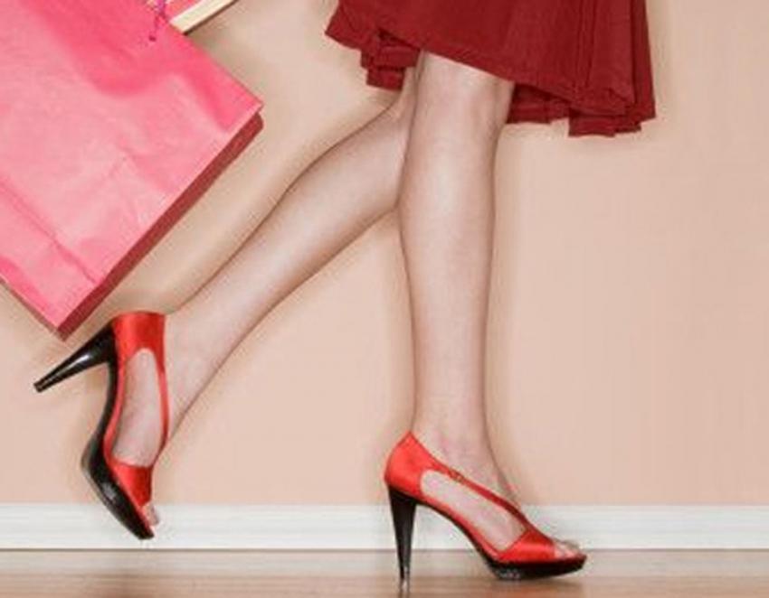 Высокий каблук вреден для здоровья ног