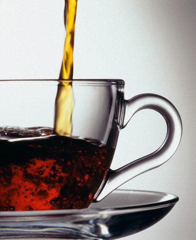 Чай может уберечь сердце от инфаркта