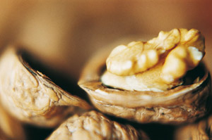 Сердце защитят грецкие орехи