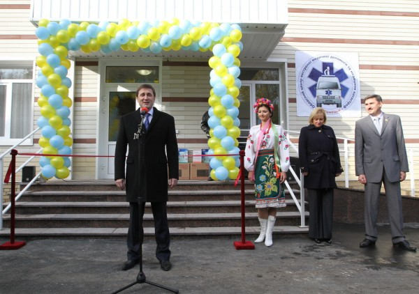 Экстренная медицинская помощь в Донецке