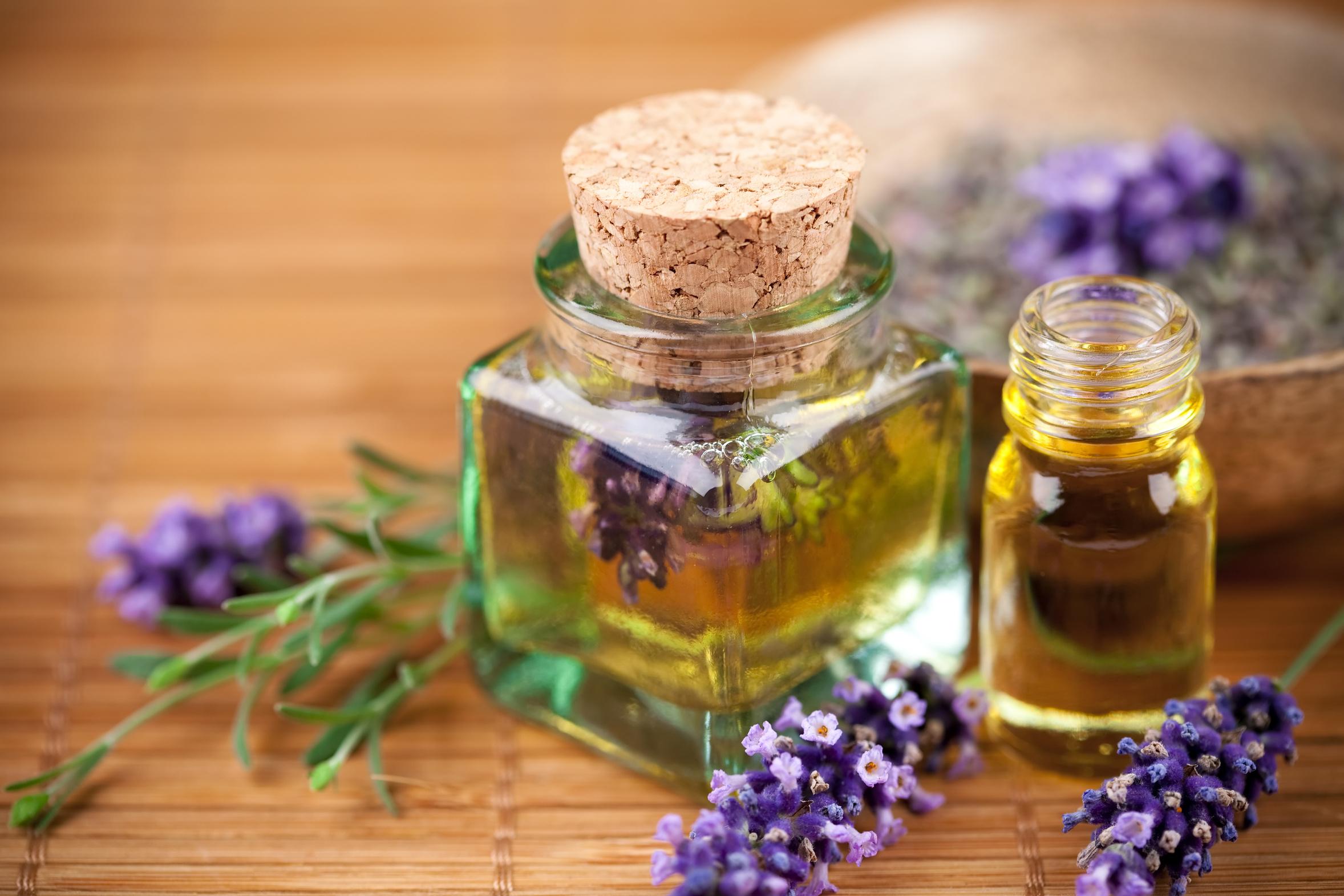 Лечение с помощью ароматерапии