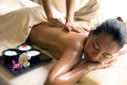 Лечебные свойства тайского массажа