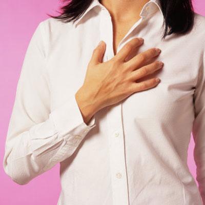Женщины умирают от сердечного приступа чаще, чем мужчины