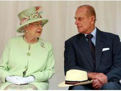 Супруг Елизаветы II госпитализирован в отделение кардиологии