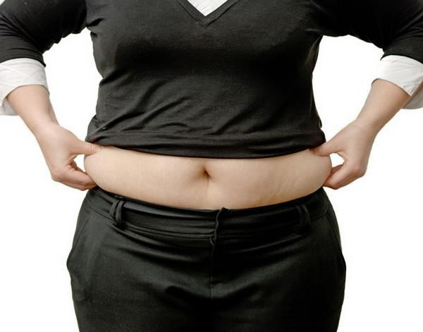 Депрессия вредит сердцу из-за ожирения на животе