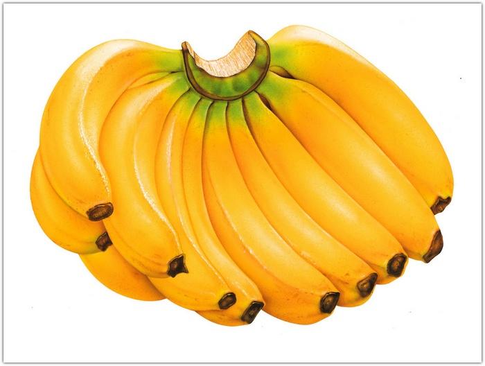 Польза бананов — в правильной дозе