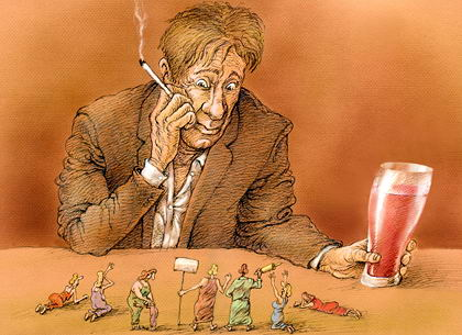 Алкоголизм и его лечение