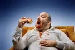 Лишний вес приводит к болезням сердца