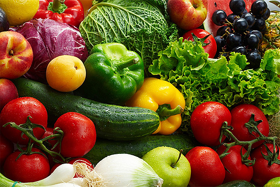 Как похудеть при помощи овощной диеты