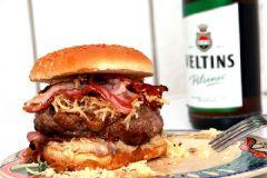 Пиво и гамбургеры полезны… для сердца?