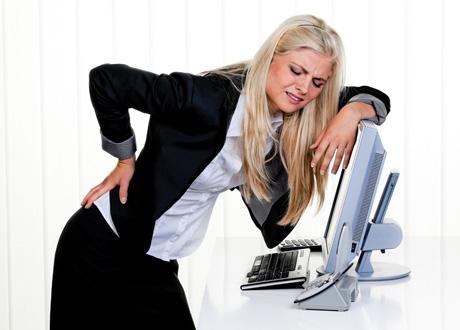 Сидячий образ жизни наносит огромный вред здоровью